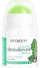 Духи, Парфюмерия, косметика Натуральный травяной дезодорант - Sylveco