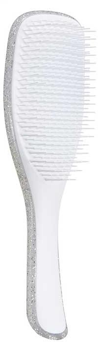 Расческа для волос, серебристые блестки - Tangle Teezer The Wet Detangler Popping Silver