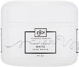 "Духи, Парфюмерия, косметика Сухая маска для лица ""White"" - InJoy Care Line"