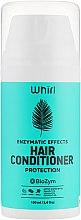 Духи, Парфюмерия, косметика Защитный кондиционер для волос с маслами кокоса, грецкого ореха и ванили - Whirl Enzymatic Effects Hair Conditioner