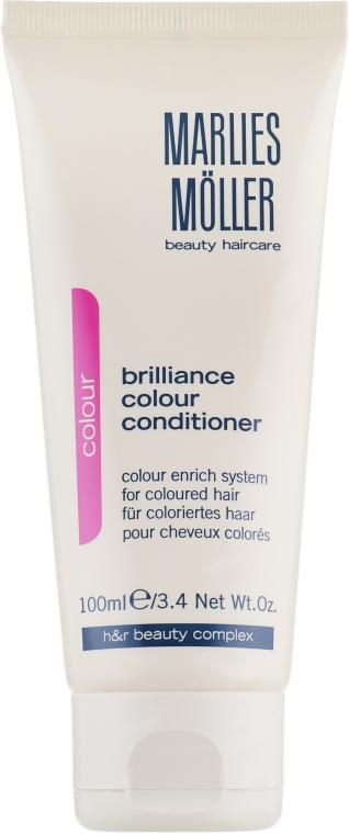 Кондиционер для окрашенных волос - Marlies Moller Brilliance Colour Conditioner