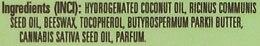 Бальзам для губ - Bione Cosmetics Cannabis Lip Balm with UV Filter and Vitamin E — фото N4