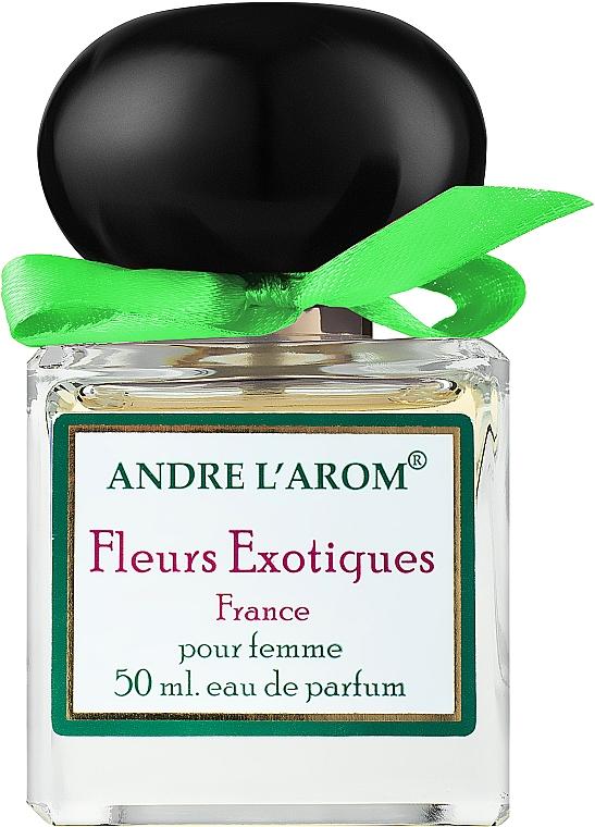 Andre L'arom Lovely Flauers Fleurs Exotiques - Парфюмированная вода