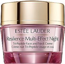 Духи, Парфюмерия, косметика Ночной лифтинговый крем, повышающий упругость кожи лица и шеи - Estee Lauder Resilience Lift Night Lifting/Firming Face and Neck Creme