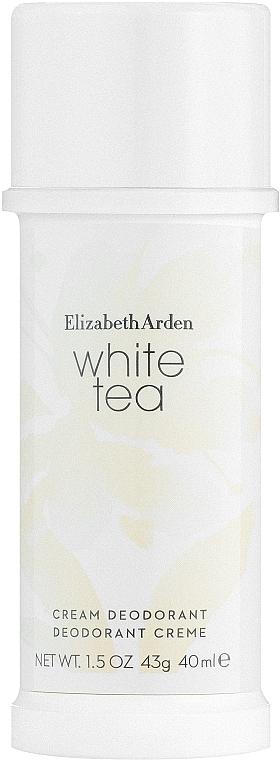 Elizabeth Arden White Tea - Крем-дезодорант