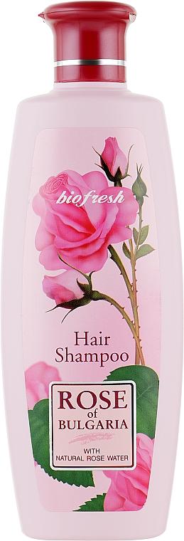 Шампунь для волос с розовой водой - BioFresh Rose of Bulgaria Hair Shampoo
