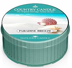 Духи, Парфюмерия, косметика Чайная свеча - Country Candle Paradise Breeze