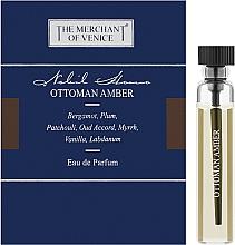 Духи, Парфюмерия, косметика The Merchant Of Venice Ottoman Amber - Парфюмированная вода (пробник)