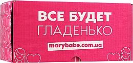 Духи, Парфюмерия, косметика Набор «Экономный» для депиляции всего тела - Mary Babe Pretty (sugar/paste/700g + b/powder/80g + spatula/3pcs + strips/15pcs)