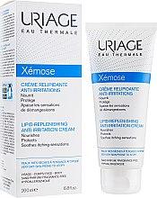 Парфумерія, косметика Крем ліпідовідновлювальний проти подразнень - Uriage Xemose Lipid Replenishing Anti-Irritation Cream