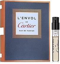 Духи, Парфюмерия, косметика Cartier L'Envol de Cartier - Парфюмированная вода (пробник)
