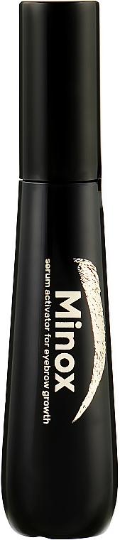 Сыворотка-активатор для роста бровей - MinoX Eyebrow Serum