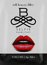 Духи, Парфюмерия, косметика Патчи для увеличения обьема губ - B-Selfie Volume Lip Filler
