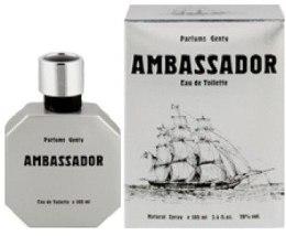 Духи, Парфюмерия, косметика Parfums Genty Ambassador - Туалетная вода