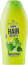 Духи, Парфюмерия, косметика Шампунь для волос - Hristina Cosmetics Hair Growth With Hops Extract Shampoo