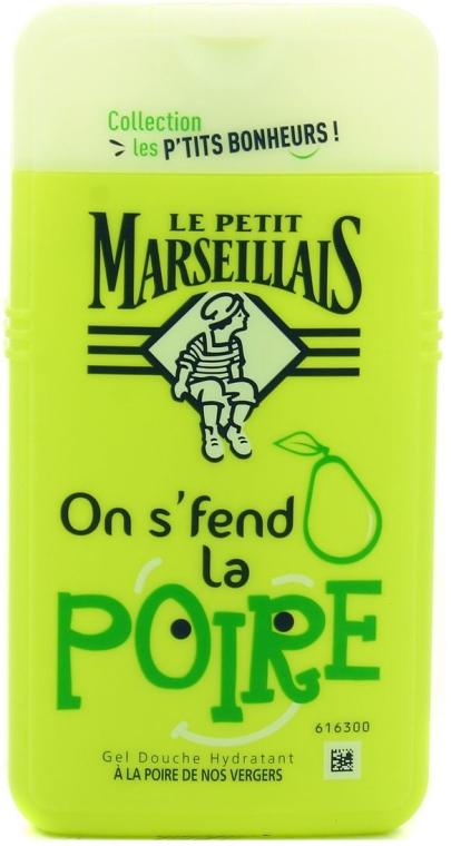 """Гель для душа """"Груша"""" - Le Petit Marseillais Pear Shower Gel"""