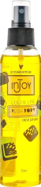 """Эликсир для кожи """"Fresh Body"""" - InJoy Color Line"""