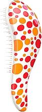 Духи, Парфюмерия, косметика Расческа для волос, в красные точки - Detangler Detangling Red Point Brush