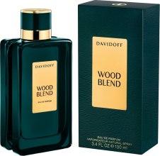 Духи, Парфюмерия, косметика Davidoff Wood Blend - Парфюмированная вода