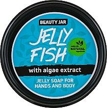 "Духи, Парфюмерия, косметика Мыло-желе для рук и тела ""Jelly Fish"" - Beauty Jar Jelly Soap For Hands And Body"