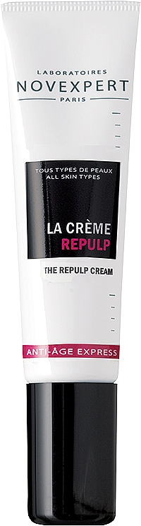 Наполняющий крем для лица - Novexpert Hyaluronic Acid The Repulp Cream (миниатюра)