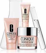Духи, Парфюмерия, косметика Набор - Clinique Moisture Surge Skin Care Set (cr/50ml+mask/30ml+eye/concentrate/5ml)