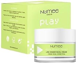 Духи, Парфюмерия, косметика Крем для лица от морщин - Numee Game On Play Line Eraser Facial Cream