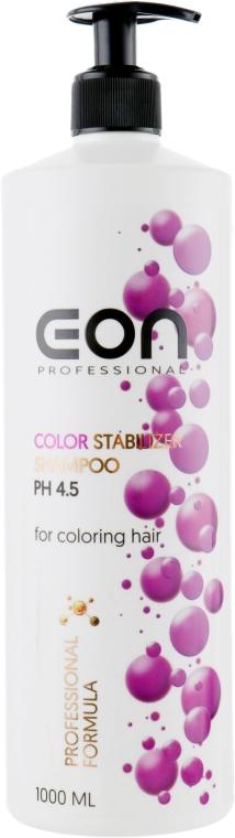 Шампунь для волос - EON Professional Color Stabilizer