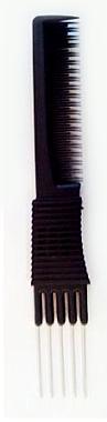 Расческа для волос, с вилкой - Baihe Hair — фото N1