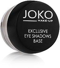 Духи, Парфюмерия, косметика Основа под тени - Joko Exclusive Eye Shadows Base