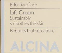 Духи, Парфюмерия, косметика Антивозрастной лифтинг-крем для лица - Alcina E Lifting-Creme