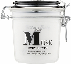 Духи, Парфюмерия, косметика Масло для тела - Bettina Barty Musk Body Butter