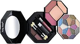 Духи, Парфюмерия, косметика Косметический набор, HB-123B - Ruby Rose Deluxe Make Up Kit