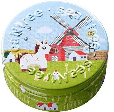 Крем для лица с ослиным молоком, дизайн 7 - SeaNtree Donkey Milk Water Drop Cream S7
