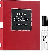Духи, Парфюмерия, косметика Cartier Pasha de Cartier Edition Noire - Туалетная вода (пробник)