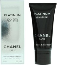 Духи, Парфюмерия, косметика Chanel Egoiste Platinum - Бальзам после бритья