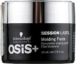 Духи, Парфюмерия, косметика Моделирующая паста - Schwarzkopf Professional Osis Session Label Label Molding Paste