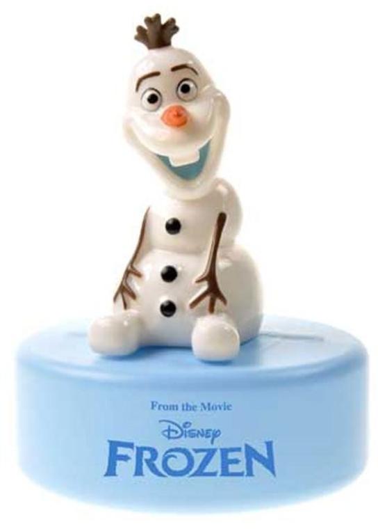 "Гель для душа ""Холодное сердце"" - Disney Frozen Olaf Shower Gel — фото N1"