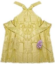 Духи, Парфюмерия, косметика Парикмахерский одноразовый фартук, желтый - Timpa Украина
