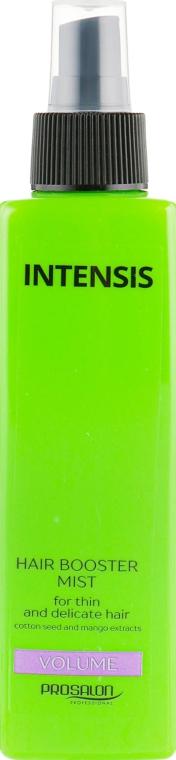 Вуаль-фиксатор для объёма в прикорневой зоне - Prosalon Intensis Volume Hair Booster Mist
