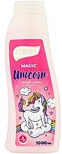 Духи, Парфюмерия, косметика Пена для ванны - Luksja Magic Unicorn Bath Foam