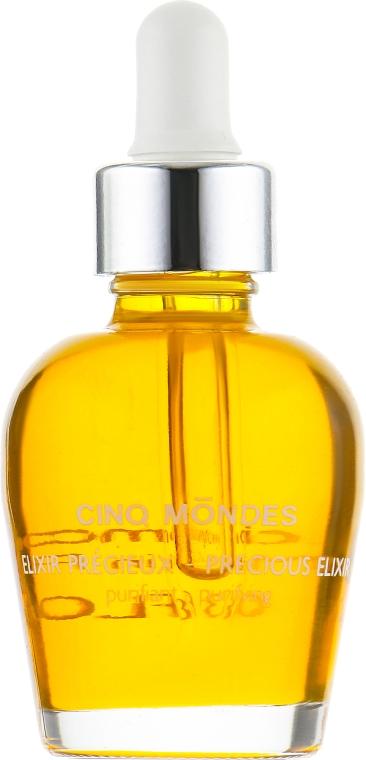 Очищуючий лосьйон для жирної шкіри - Cinq Mondes Elixir Precieux Purifant — фото N2