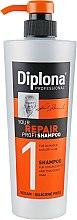 Духи, Парфюмерия, косметика Шампунь для сухих и поврежденных волос - Diplona Professional Your Repair Profi Shampoo