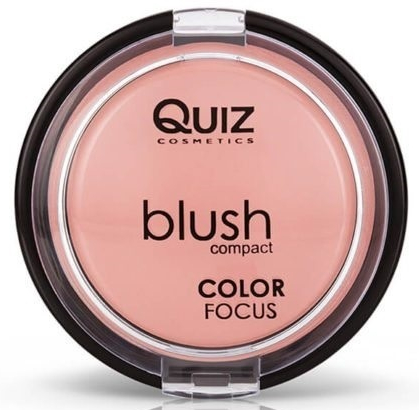 Румяна - Quiz Cosmetics Color Focus Blush