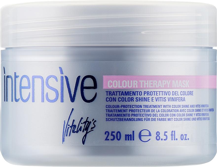 Маска для окрашенных волос - Vitality's Intensive Color Therapy Mask
