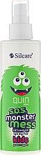 Духи, Парфюмерия, косметика Спрей для распутывания волос - Silcare Quin S.O.S. Monster Mess Kids Hair Spray