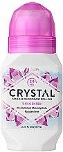 Духи, Парфюмерия, косметика Роликовый дезодорант - Crystal Body Deodorant Roll-On Deodorant