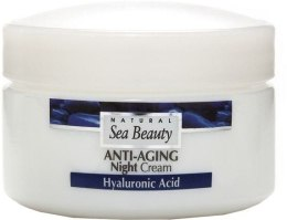 Духи, Парфюмерия, косметика Ночной антивозрастной крем для лица - Natural Sea Beauty Anti-Aging Night Cream