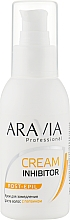 Парфумерія, косметика Крем для уповільнення росту волосся з папаїном - Aravia Professional Cream Inhibitor Post Epil