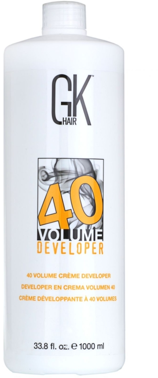 Оксидант - GKhair Cream Developer 40 Volume 12%